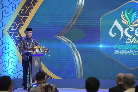 Gubernur Nova bertekad jadikan ekonomi syariah sumber pertumbuhan Aceh