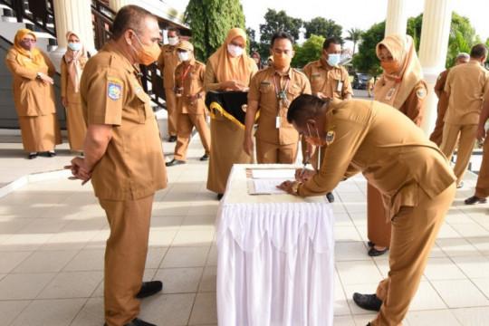 Belum ikuti vaksinasi, sebagian gaji ASN di Morotai-Malut ditunda