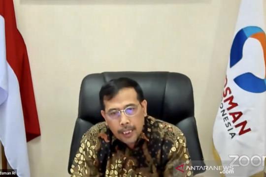 Mokh Najih: Ombudsman punya tugas turut sukseskan UU Cipta Kerja