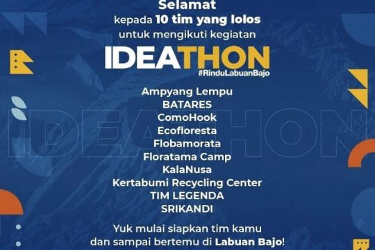 BPOLBF jaring 10 finalis Ideathon