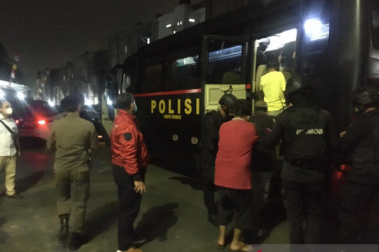 19 narapidana bandar narkoba dipindahkan ke Nusakambangan