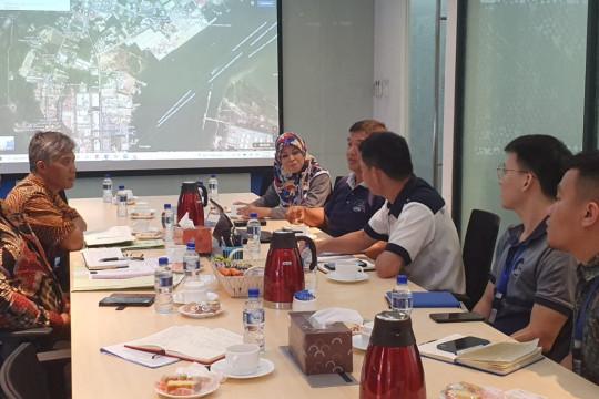 Indonesia bidik kerja sama antarpelabuhan dengan Brunei