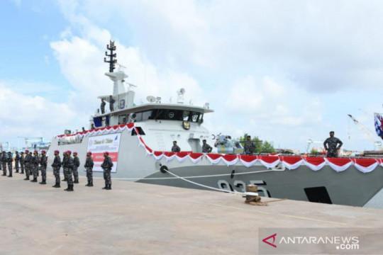 KRI Pollux-935 perkuat Alutsista TNI AL