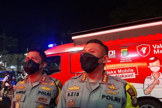 """Polres Metro Jakarta Selatan hadirkan """"Call Center"""" layanan vaksinasi"""