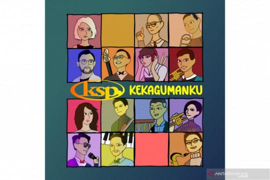 """KSP Band bawakan kembali lagu Chandra Darusman """"Kekagumanku"""""""