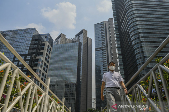 Menko Airlangga ungkap strategi pendorong ekonomi triwulan III 2021