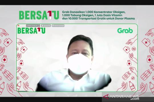 """Indonesia terima 15 ribu """"oxygen concentrator"""" dari gerakan donasi"""