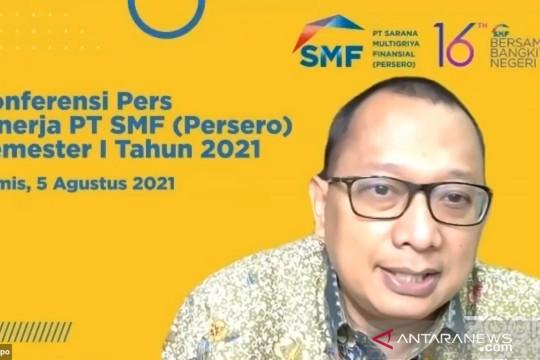 SMF salurkan dana KPR FLPP senilai Rp1,96 triliun per Juni 2021