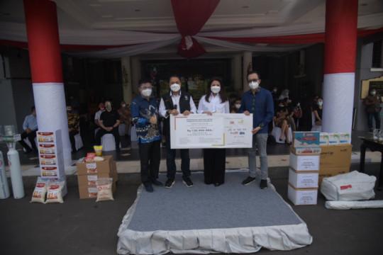 Konsulat Kehormatan Belanda bantu penanganan COVID-19 di Kota Surabaya