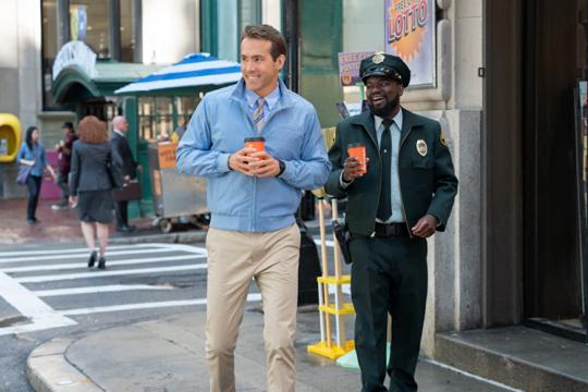 "Ryan Reynolds hingga Taika Waititi ungkap serunya syuting ""Free Guy"""
