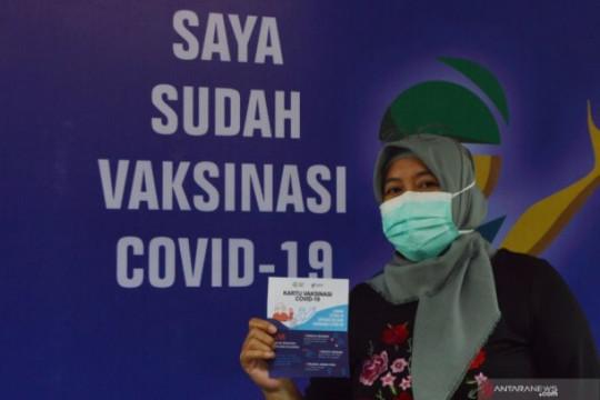 Nakes di Kota Madiun mulai terima suntikan vaksin dosis ketiga