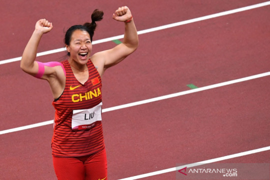 Klasemen perolehan medali Olimpiade Tokyo: China jaga jarak dari AS