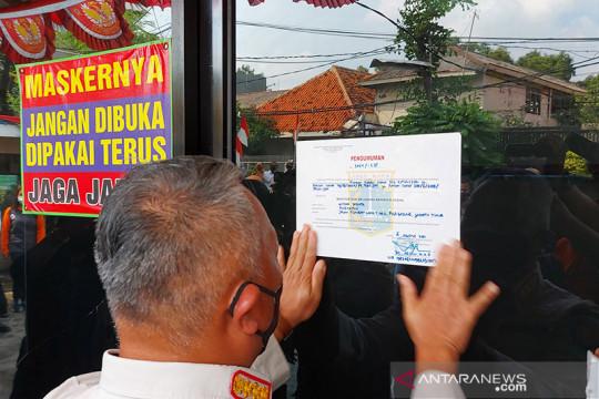 Digunakan prostitusi, Satpol PP DKI segel penginapan di Pulogadung