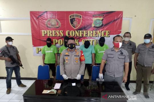 Polisi meringkus komplotan pencuri truk di Bekasi