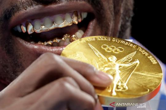 Indonesia salah satu negara pemberi bonus terbanyak ke peraih medali