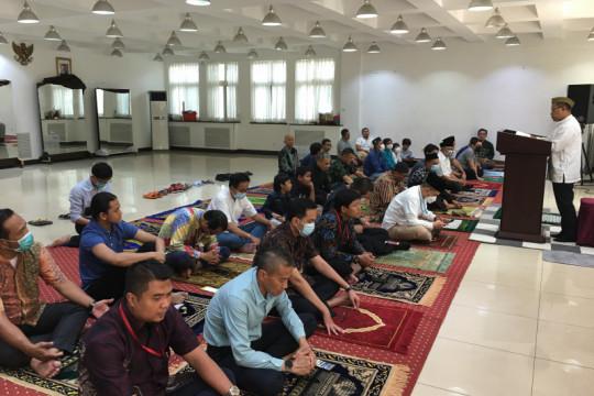 Masjid di Beijing tutup lagi karena COVID, KBRI gelar Jumatan