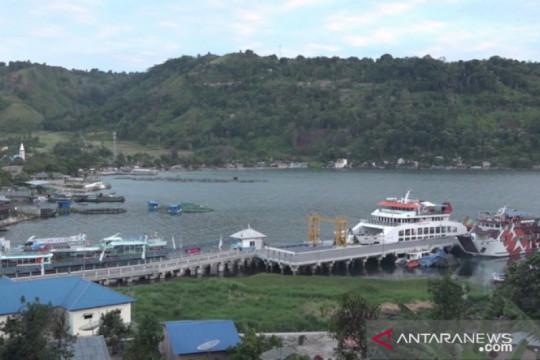 Sejumlah pelabuhan di Danau Toba selesai direvitalisasi