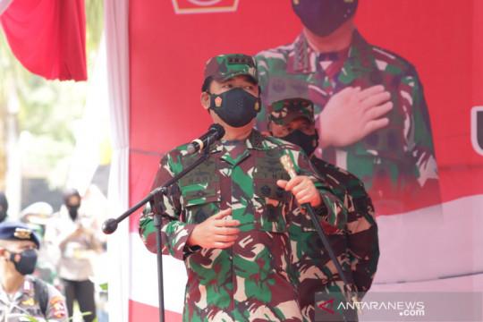 """Panglima TNI: Lakukan """"tracing"""" untuk warga terkonfirmasi COVID-19"""