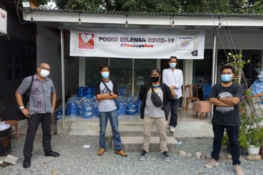 KSP apresiasi masyarakat sipil di Palu bantu penanganan COVID-19