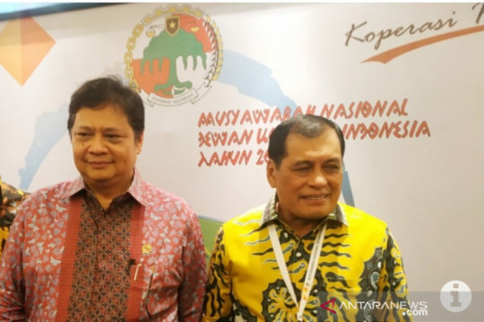 Nurdin Halid beri sinyal maju Pilkada Sulawesi Selatan