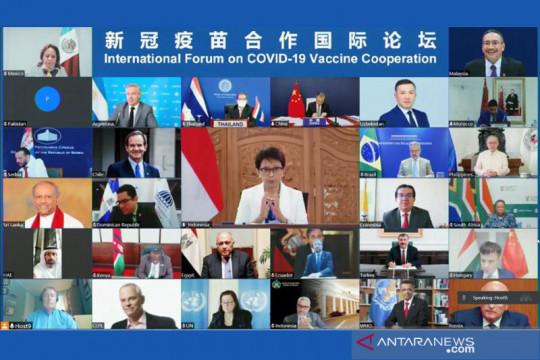 Menlu: Kontribusi diaspora Indonesia jadi solusi selama pandemi