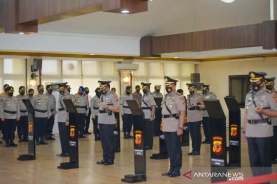 Kapolda Jawa Barat lantik sejumlah Direktur hingga Kapolres baru