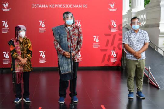 Aktivis lingkungan buka kondisi terkini Danau Toba ke Presiden Jokowi