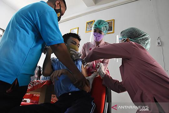 69.442 siswa di Jakarta Barat sudah divaksin dosis satu