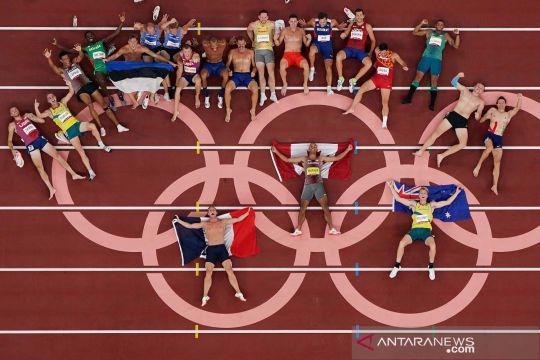 Final Decathlon putra Olimpiade Tokyo 2020