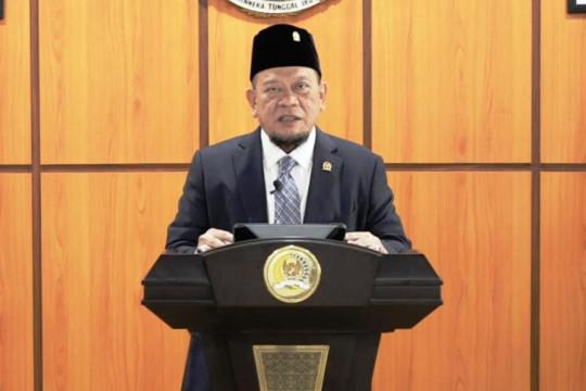 Ketua DPD RI ingatkan pentingnya toleransi-solidaritas hadapi pandemi