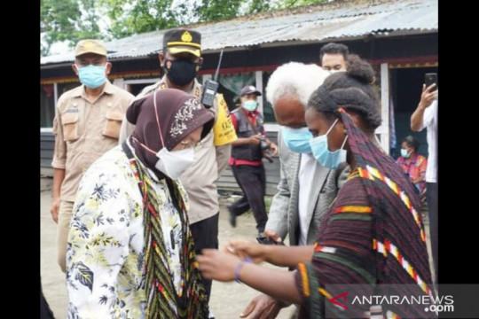 Kemensos: Risma berkantor di Papua, siapkan program pemberdayaan