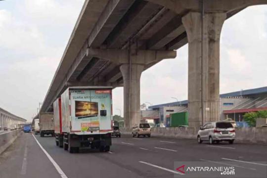 Jasa Marga rekonstruksi dua titik Tol Jakarta-Cikampek
