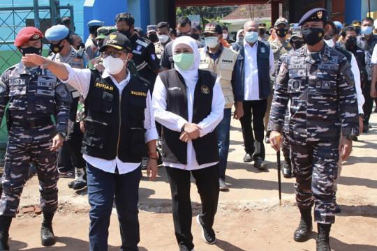 Gubernur Jatim sebut sinergi dan kolaborasi kunci percepatan vaksinasi