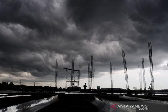 BMKG prakirakan potensi hujan lebat di sejumlah provinsi