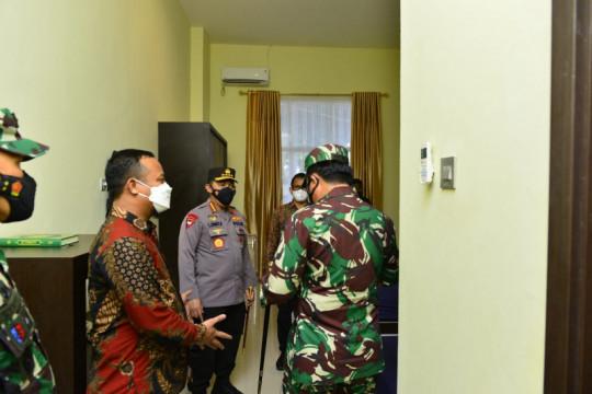 FIT COVID-19 Asrama Haji Sudiang sediakan 1.500 tempat tidur