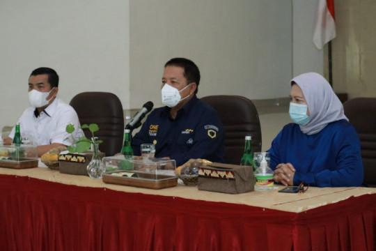 Dua menteri dijadwalkan tinjau rumah sakit darurat di Lampung
