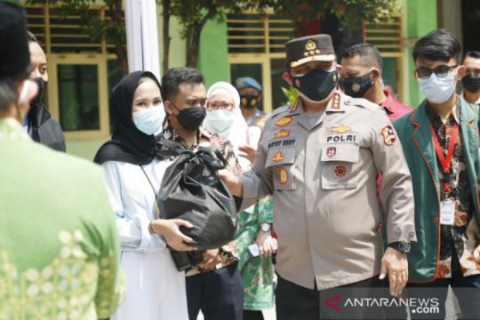 Wakapolri apresiasi sinergi pelaksanaan vaksinasi di Kabupaten Bogor