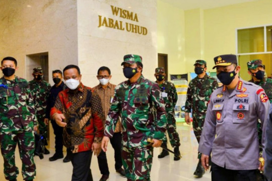 Panglima TNI: Tingkatkan pelacakan COVID-19