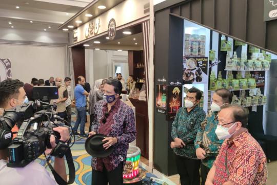 Indonesia adakan lomba barista pada festival kopi Mesir