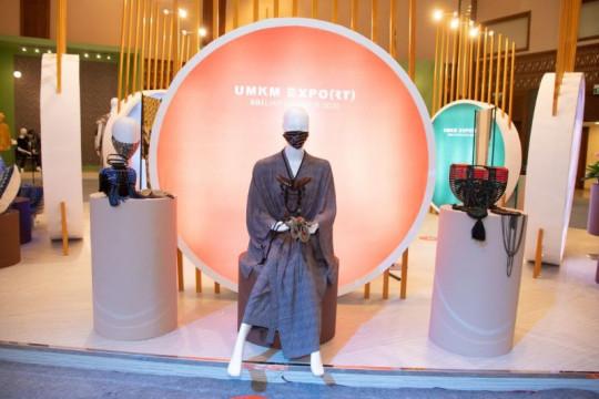 Bank BRI bantu UMKM bangkit lewat pameran virtual Lokal Keren Jatim