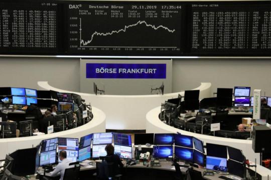 Saham Jerman berakhir positif, indeks DAX 40 terdongkrak 0,27 persen