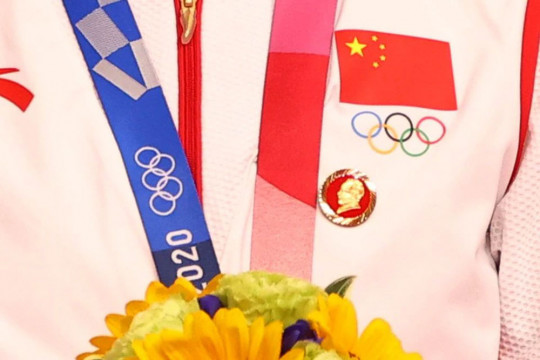 IOC: Kasus pin Mao Zedong atlet China ditutup