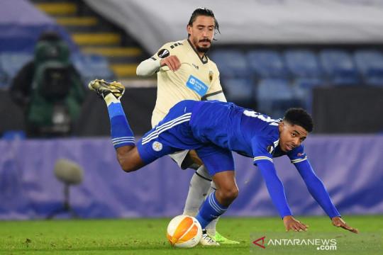 Pelatih Leicester City pastikan Wesley Fofana absen sampai 2022