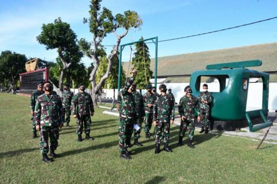 Pangdam V/Brawijaya titip pesan pasukan sebelum latihan bareng US Army