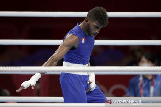 Ringkasan tinju Olimpiade Tokyo: suguhan Kuba nan piawai dan flamboyan