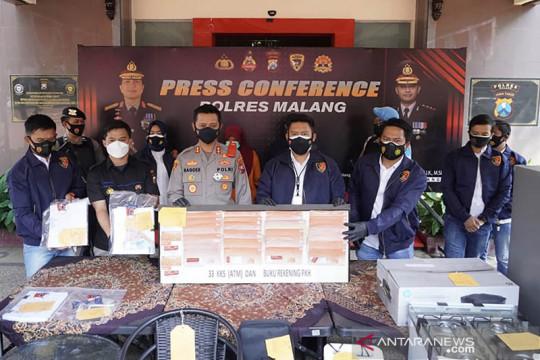 Polisi tangkap oknum pendamping PKH salahgunakan bansos di Malang