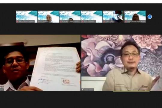 BGR Logistics dan Pertamina Patra Niaga teken perjanjian sewa gudang