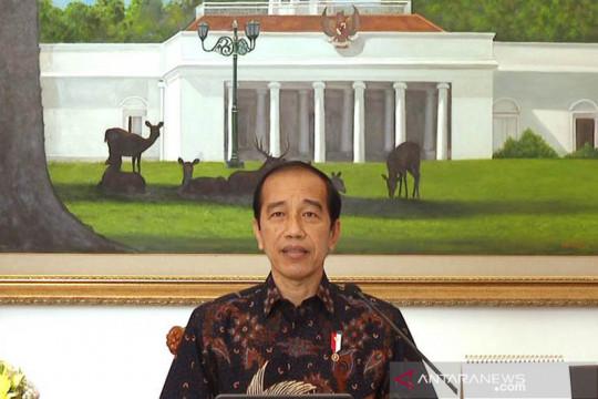 Kemarin, Presiden Jokowi evaluasi PPKM hingga Pemilu 2024