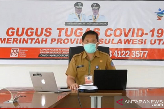 18 balita di Sulut terkonfirmasi positif COVID-19, Minggu
