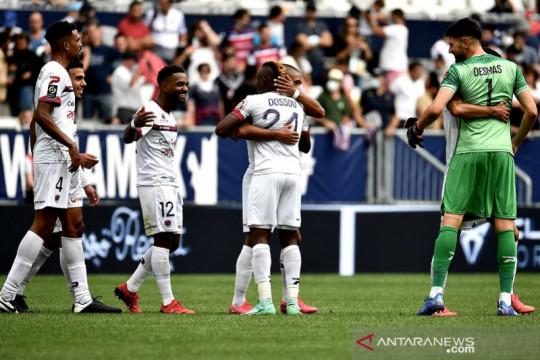 Hasil dan klasemen pekan pembuka Liga Prancis: tim debutan di puncak